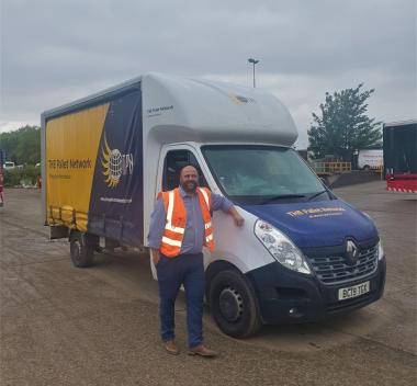 TPN Teesside values employees' potential as it promotes HGV driver to manager